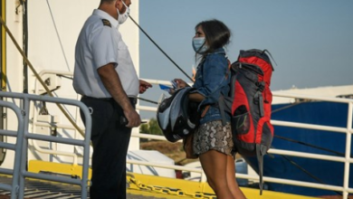 Photo of Πλοία: Αυξάνεται στο 80% η πληρότητα – Όλες οι λεπτομέρειες για το νέο πρωτόκολλο